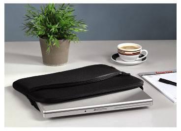 """Чехол для ноутбука 15.6"""" Hama Comfort черный - фото 3"""