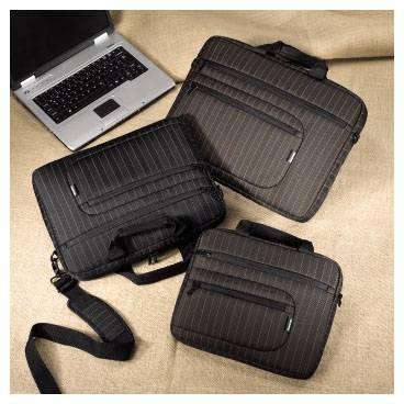 """Сумка для ноутбука 12.1"""" Hama Las Vegas черный - фото 2"""