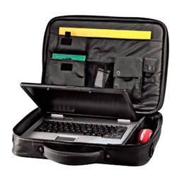 """Сумка для ноутбука 15.6"""" Hama Sportsline III черный - фото 2"""