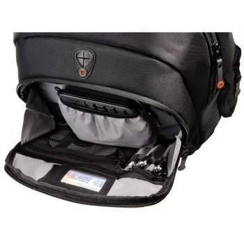 """Рюкзак для ноутбука 15.6"""" Hama Vienna черный - фото 5"""