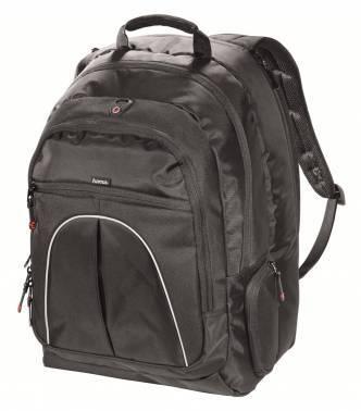 """Рюкзак для ноутбука 17.3"""" Hama Vienna черный (00023739)"""