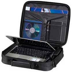 """Сумка для ноутбука 18.4"""" Hama Sportsline I черный - фото 2"""