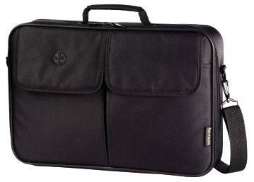 """Сумка для ноутбука 17.3"""" Hama Starter-Kit черный - фото 6"""