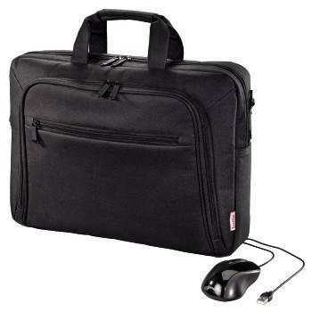 """Сумка для ноутбука 15.6"""" Hama H-86531 черный - фото 1"""