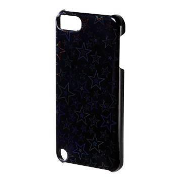 Футляр Hama H-13322 Stars для iPod touch 5G поликарбонат черный  - фото 1