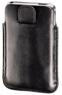 Чехол для плеера Hama DelicateSleeve black для iPod Classic 120/160Gb кожа (H-91222) - фото 2