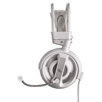 Наушники с микрофоном Hama H-113713 белый - фото 2
