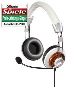 Наушники с микрофоном Hama HS320 (51619) белый - фото 2