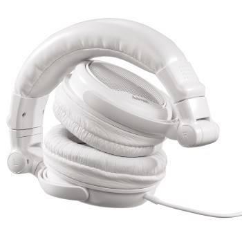 Наушники  с микрофоном Hama White Voice оголовье/складные (H-51671) - фото 5