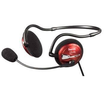 Наушники с микрофоном Hama HS-55 (1 гарнитура) - фото 5