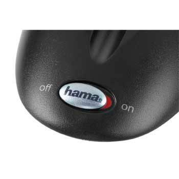 Микрофон Hama CS-198 черный (00057198) - фото 2