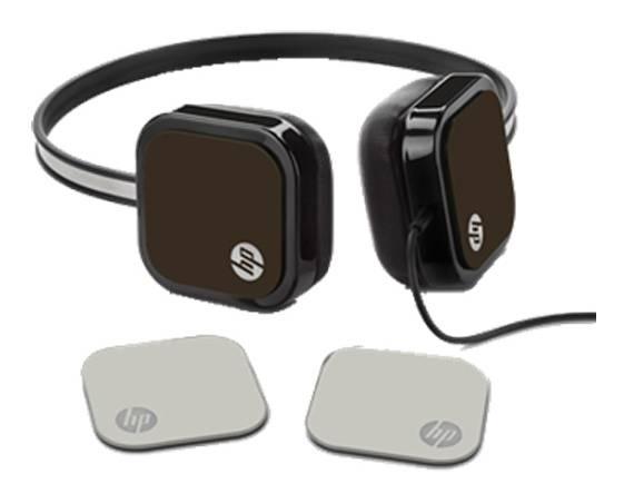 Наушники HP HA3000 черный - фото 1