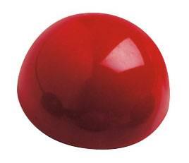 Магнит для досок Hebel Maul 6166025 красный d=30мм сферический - фото 1
