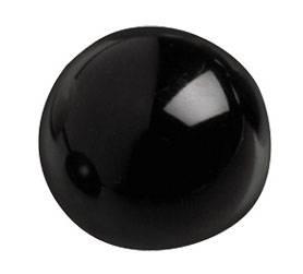 Магнит для досок Hebel Maul 6166090 черный d=30мм сферический - фото 1