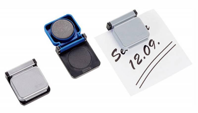Зажим магнитный Hebel Maul 6240084 черный (упак.:10шт) - фото 2
