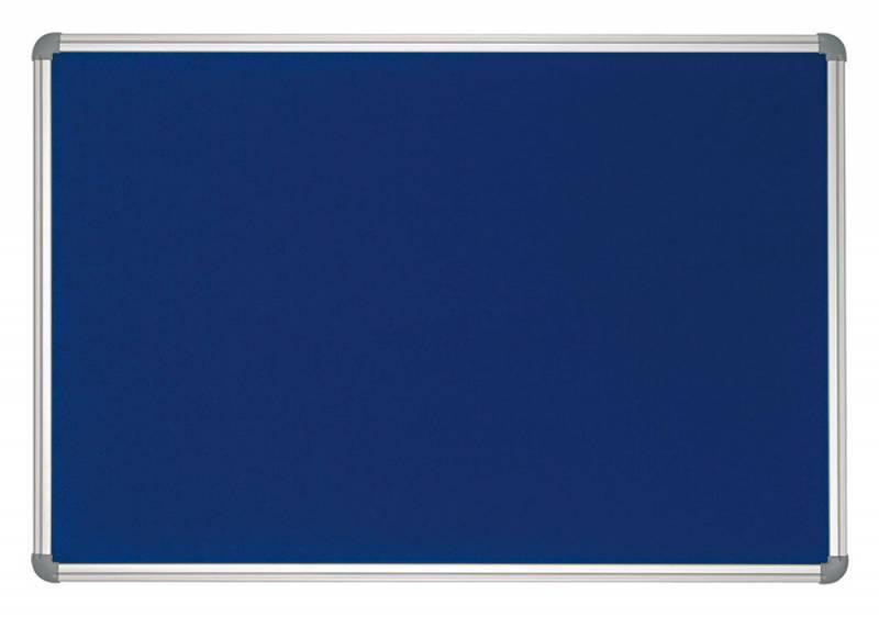 Демонстрационная доска Hebel Maul 6279335 алюминий синий - фото 1