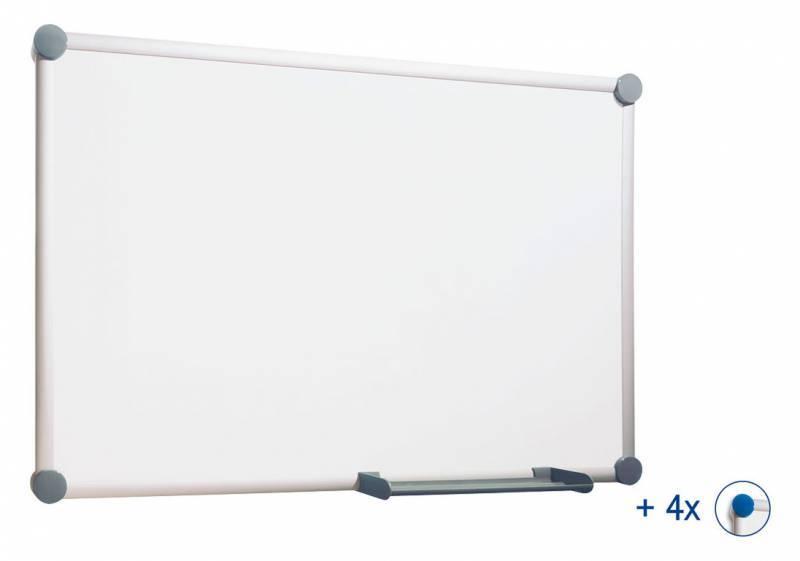 Демонстрационная доска Hebel Maul Whiteboard 2000 6305884 серый - фото 1