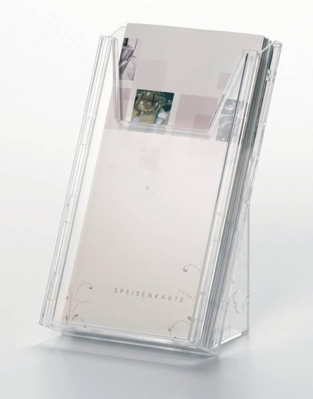 Дисплей Durable Combiboxx 1/3 А4 прозрачный - фото 1