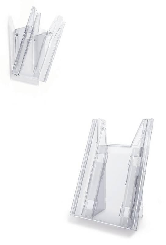 Дисплей Durable Combiboxx 1/3 А4 прозрачный - фото 3