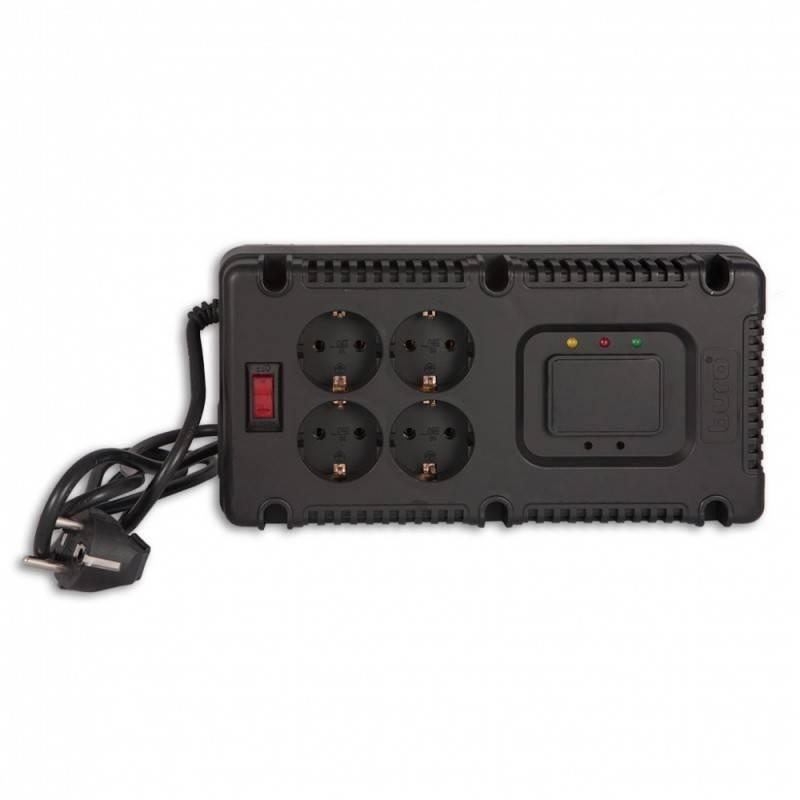 Стабилизатор напряжения Buro BU-AVR600 - фото 2