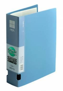 Папка-регистратор Kokuyo FU-F660NB пластик синий