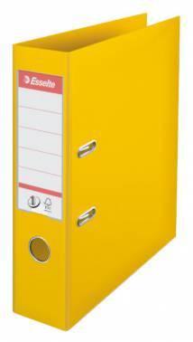 Папка-регистратор Esselte №1 Power 811310P пластик желтый