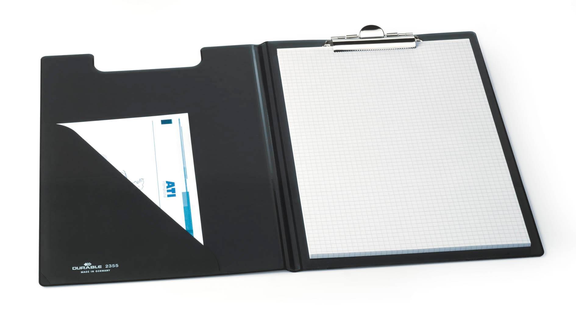 Папка-планшет Durable CLIPBOARD FOLDER - фото 1