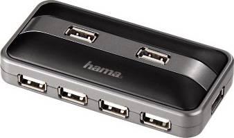 USB хаб  Hama Active1:7