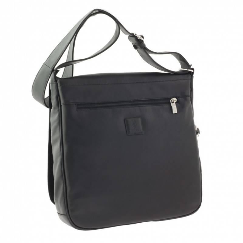 Сумка-планшет Tuscans TS-119-138 черный - фото 4