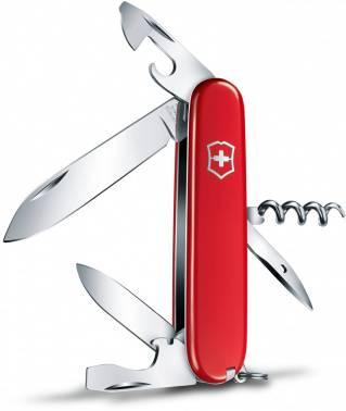 Нож перочинный Victorinox Spartan (1.3603) красный