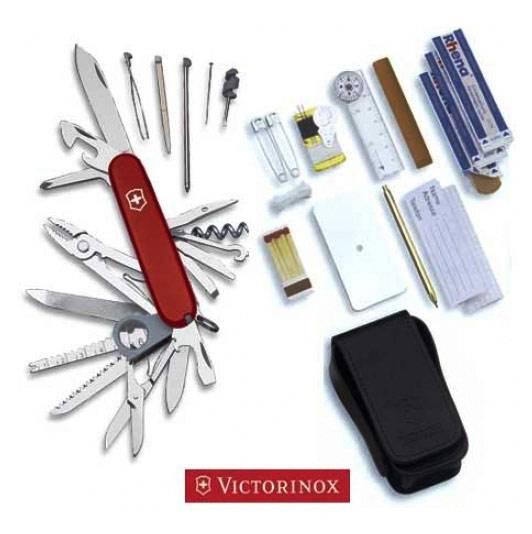 Набор инструментов Victorinox SOS-Set (1.8810) - фото 1