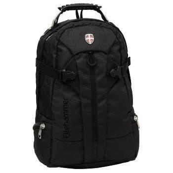 """Рюкзак для ноутбука 15.4"""" Ellehammer Bergen черный - фото 1"""