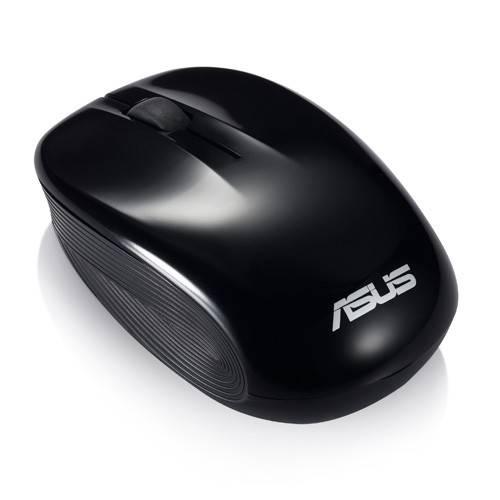 Комплект клавиатура+мышь Asus W4500 черный/черный - фото 4