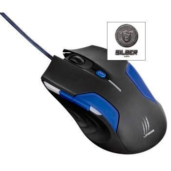 Мышь Raptor Gaming uRage Reaper 3900 черный - фото 3