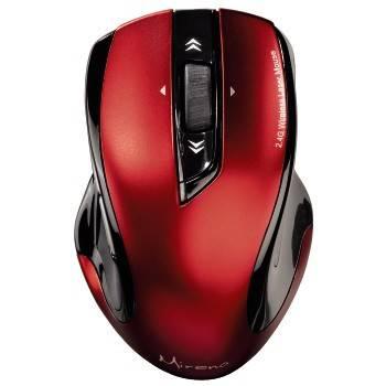 Мышь Hama H-53877 красный/черный - фото 2
