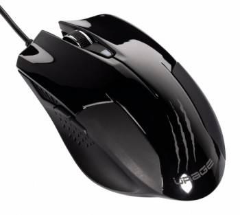 Мышь Hama H-62889 uRage evo черный