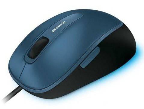 Мышь Microsoft 4FD-00002 - фото 1
