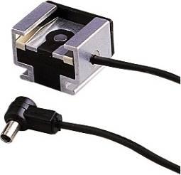 Адаптер для вспышки для зеркальных камер Hama H-06952 черный - фото 1