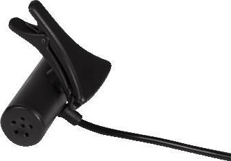Микрофон для видеокамер Hama H-46108 серебристый - фото 2