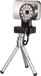 Лампа для макросъемки для компактных камер Hama H-60182 черный - фото 2