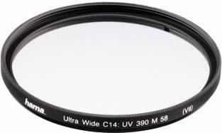 Фильтр защитный Hama H-70452 52мм - фото 1