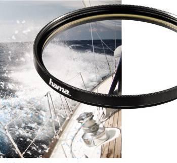 Фильтр защитный Hama H-70658 58мм - фото 2