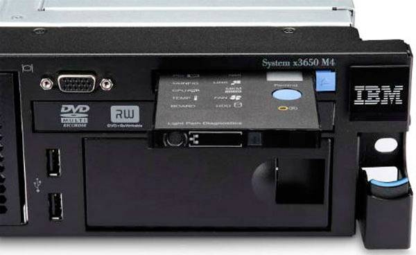 Сервер Lenovo System X x3650 M4 - фото 8
