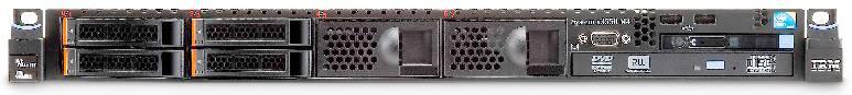 Сервер Lenovo System X x3550 M4 - фото 3