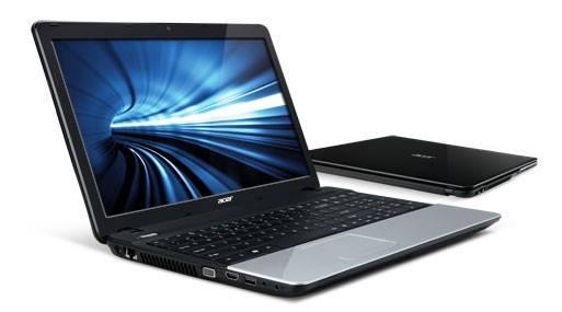 """Ноутбук 15.6"""" Acer Aspire E1-570-33214G50Mnkk черный - фото 1"""