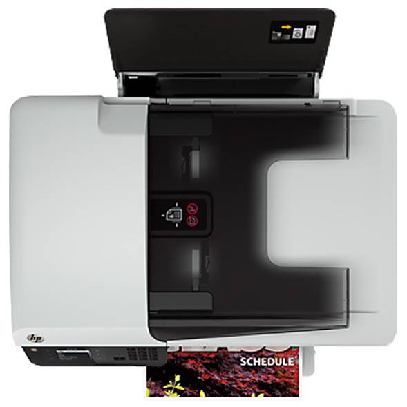 МФУ HP DeskJet Ink Advantage 2645 AiO белый - фото 4