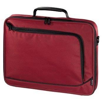 "Сумка для ноутбука 17.3"" Hama Sportsline Bordeaux серый/серый - фото 2"