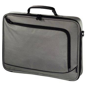 "Сумка для ноутбука 17.3"" Hama Sportsline Bordeaux серый/серый - фото 4"