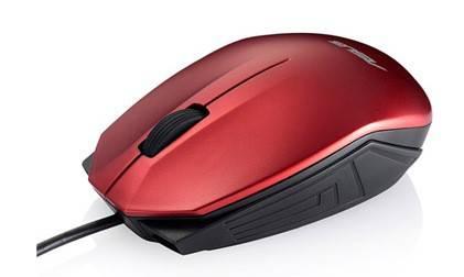 Мышь Asus UT360 красный - фото 1