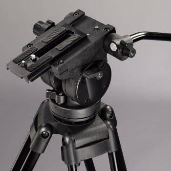 Штатив Hama H-4297 Omega Video II - фото 8
